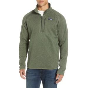 Patagonia Better Sweater Quarter Zip Pullover