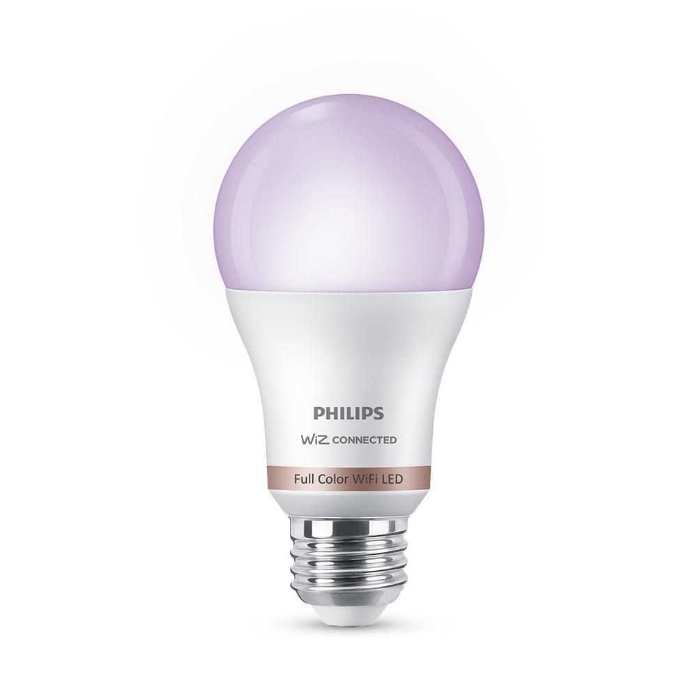 Philips Wiz Wi-Fi LED Bulbs