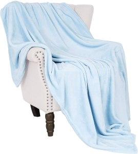 plush throw blanket, best gifts under $100