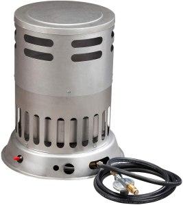 procom propane convection heater