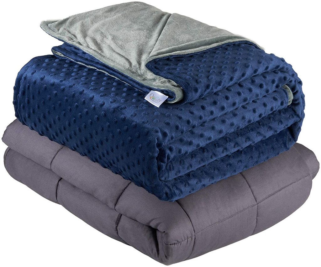 Quility Premium Adult Weighted Blanket, best christmas gifts for 2020