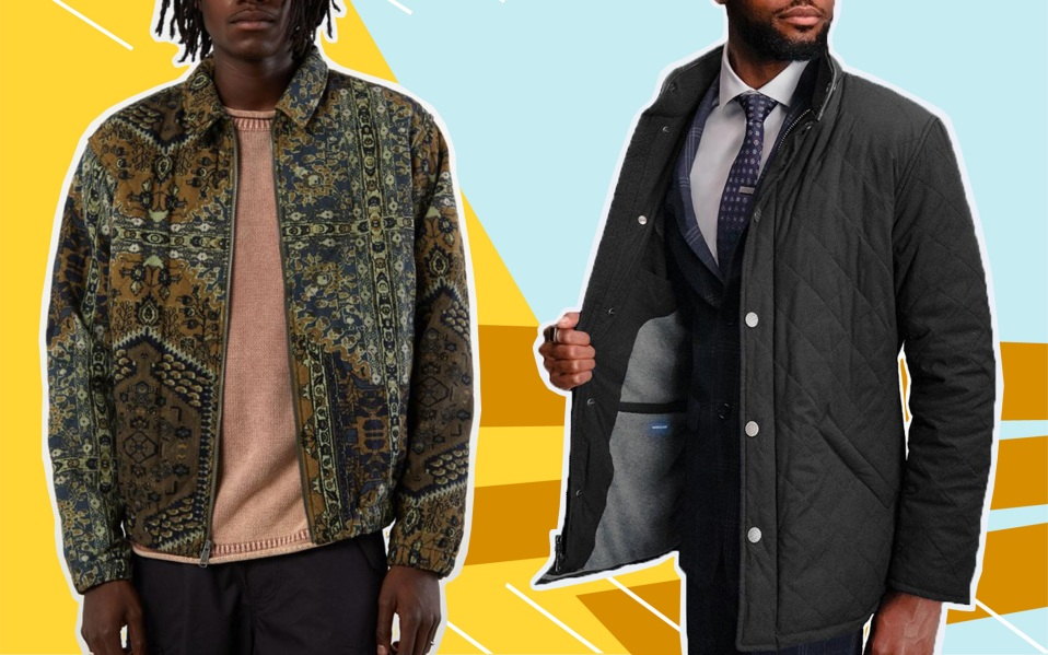 best Quilted jackets
