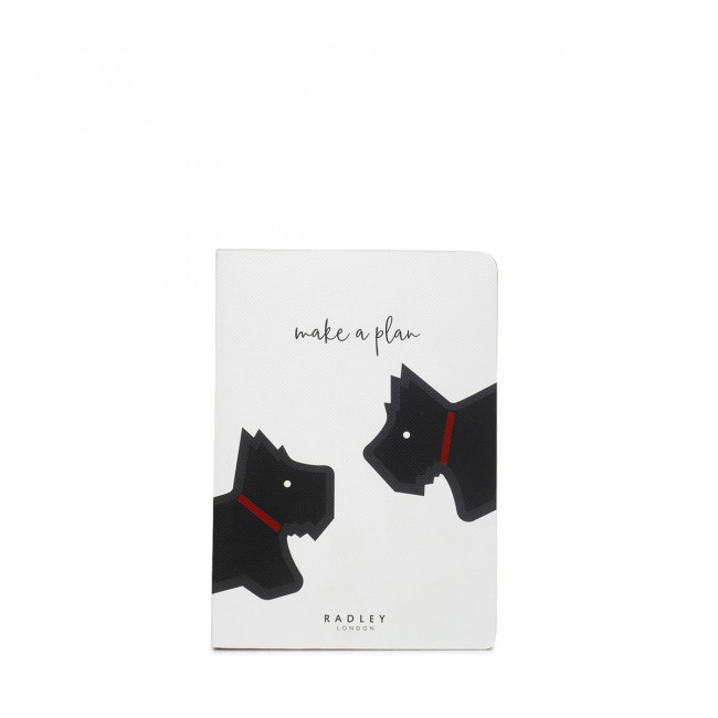 radley london two scotties notebook, best gifts for book lovers