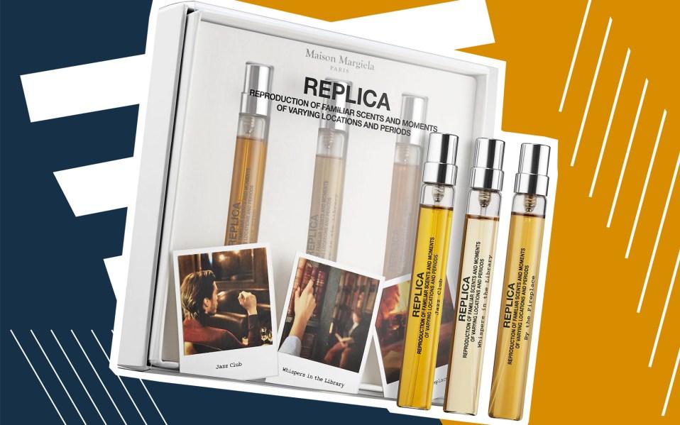 Maison Margiela 'REPLICA' Mini Spray Set