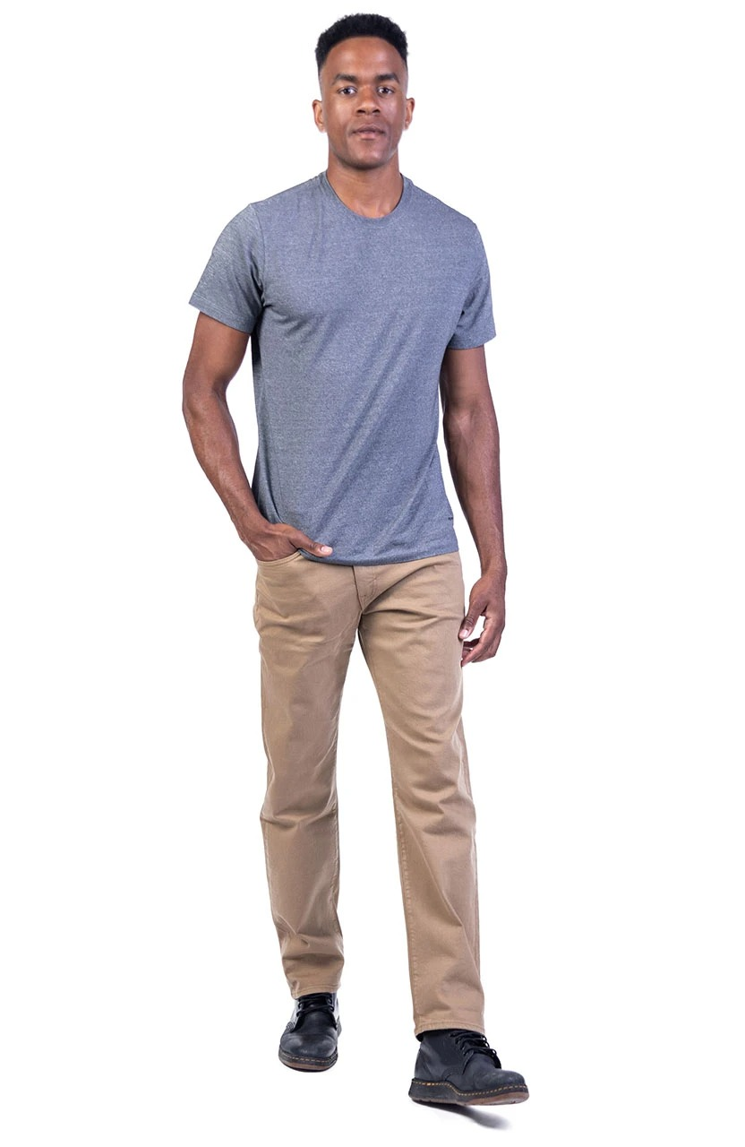 beige revtown khaki pants for men