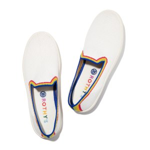 rothy's white rainbow sneaker, best gifts for her