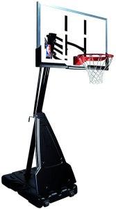 spalding NBA portable basketball system, best basketball hoops