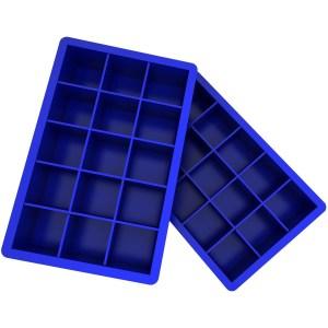 Ozera 2 Pack Silicone Ice Cube Tray