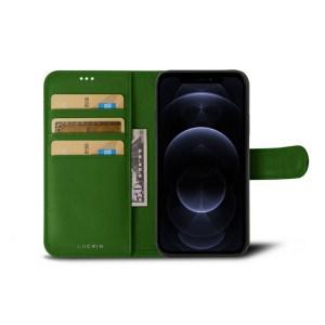 Lucrin Geneva iPhone 12 Pro Max Wallet Case