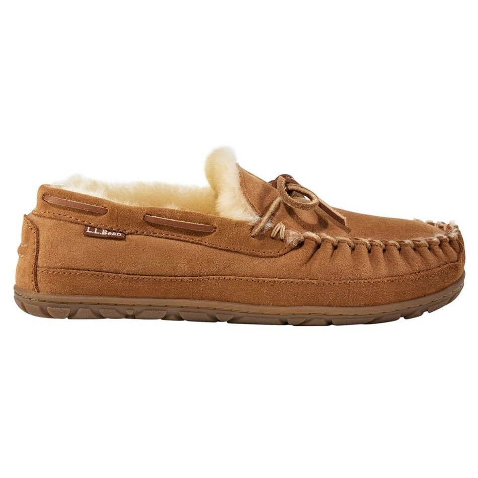 L.L.Bean Wicked Good Moccasin Slippers