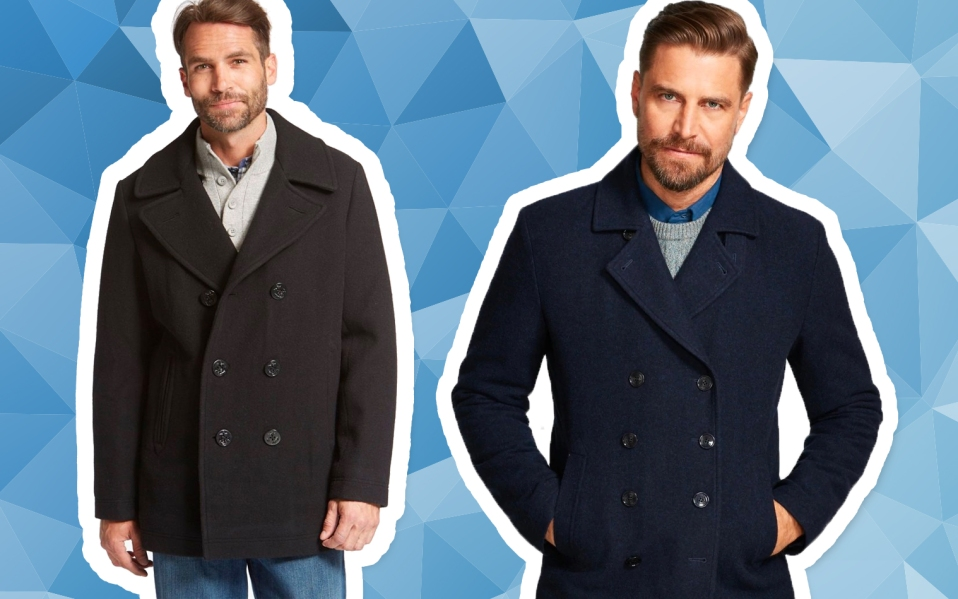 stylish peacoats for men for 2020