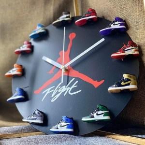 Air Jordan Wall Clock