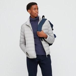 UNIQLO Ribbed Turtleneck Long-Sleeve Sweater