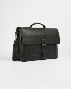 ted baker castlin leather satchel, briefcase for lawyers