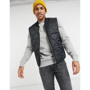 River Island Quilted Vest