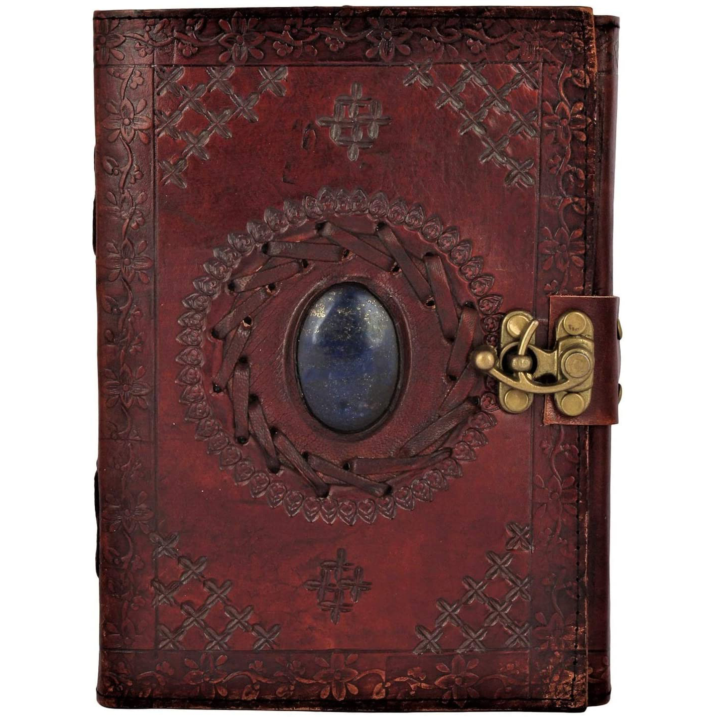 Rustic Town Leather Journal