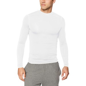 Starter Men's Compression Mockneck Top