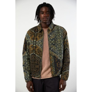 UO Quilted Harrington Jacket