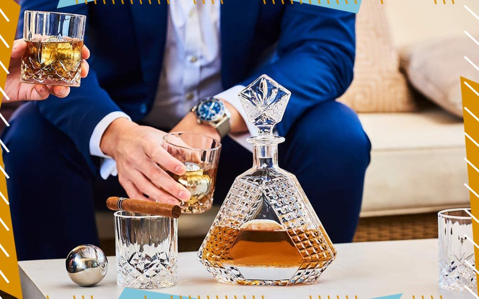 best whiskey decanters
