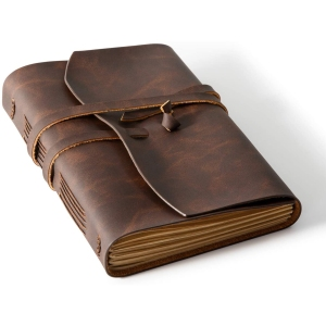 Bedsure Leather Journal Notebook