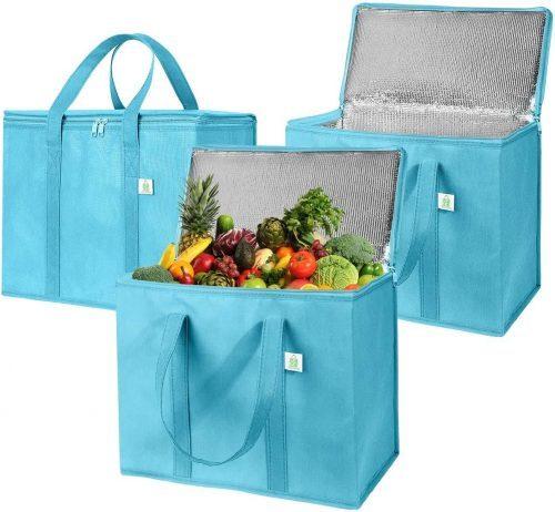 Veno 3 Pack Reusable Grocery Bag