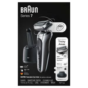 Braun Series 7 7071cc Flex Electric Razor