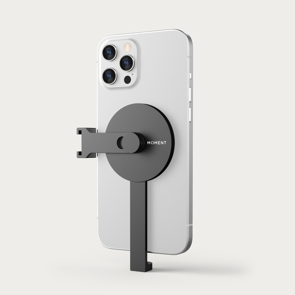 Moment Pro Tripod Mount with MagSafe, best iphone 12 accessories