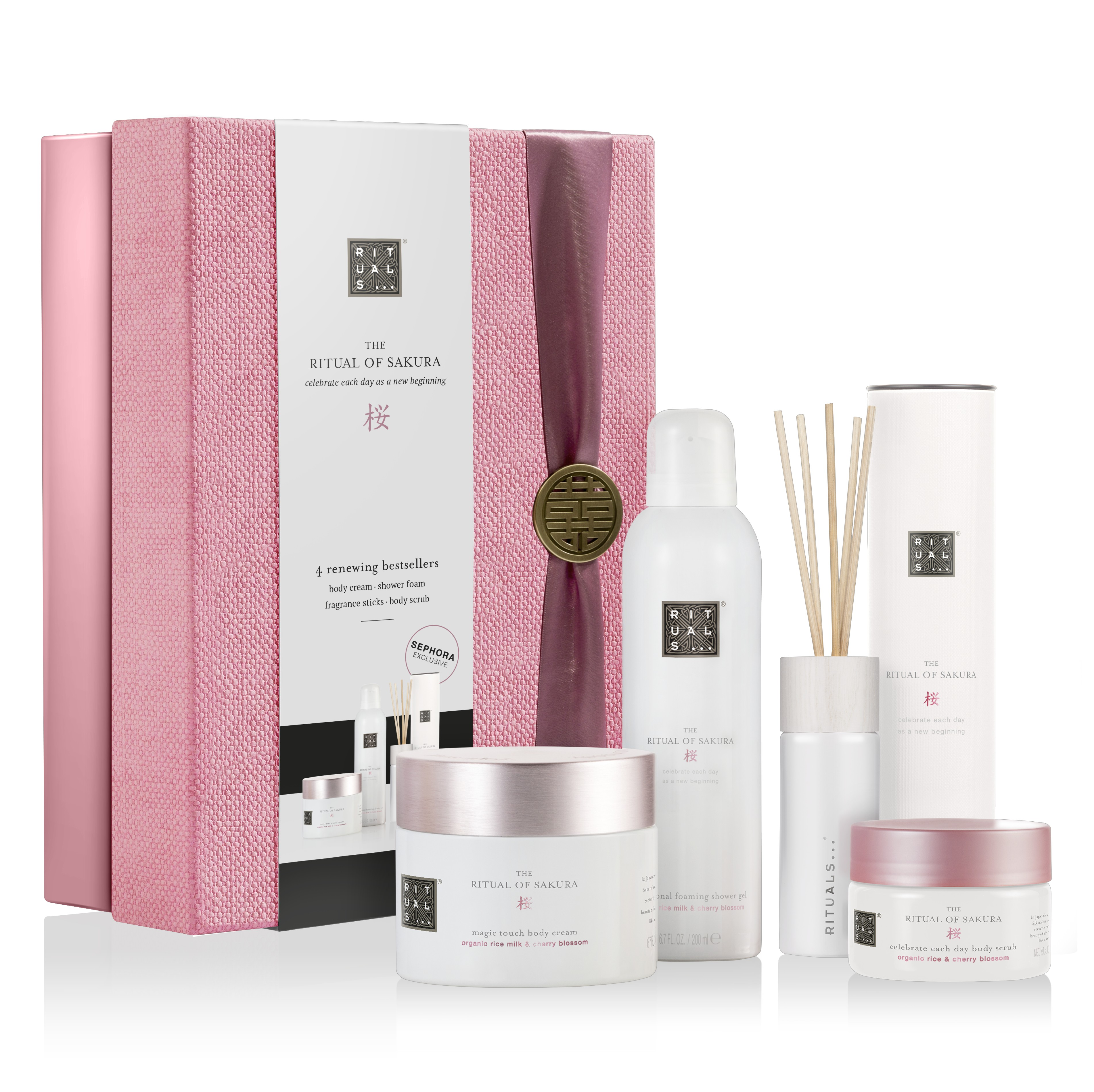 The Ritual Sakura Relaxing Collection
