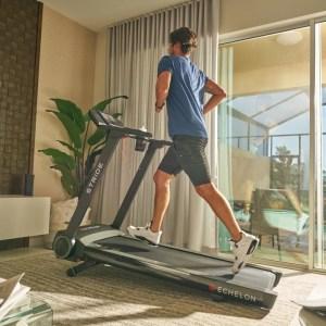 Echelon stride treadmill, best treadmill