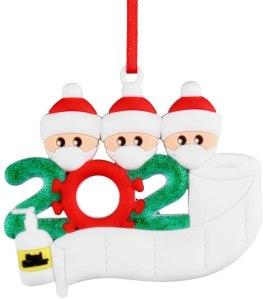 EENSYWEENSY 2020 Christmas Ornament Kit