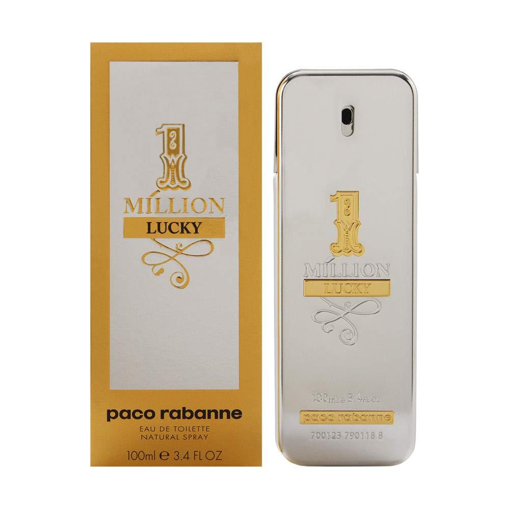 1 Million Lucky by Paco Rabanne Eau de Toilette Spray