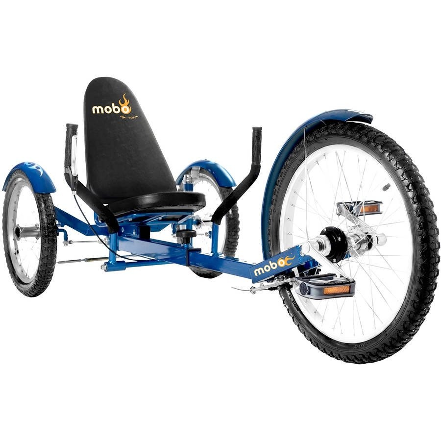 Mobo Triton Pro Adult Tricycle, best adult tricycle