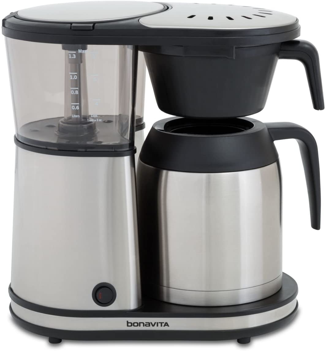 Bonavita Connoisseur Automatic Coffee Maker - Best Kitchen Gadgets