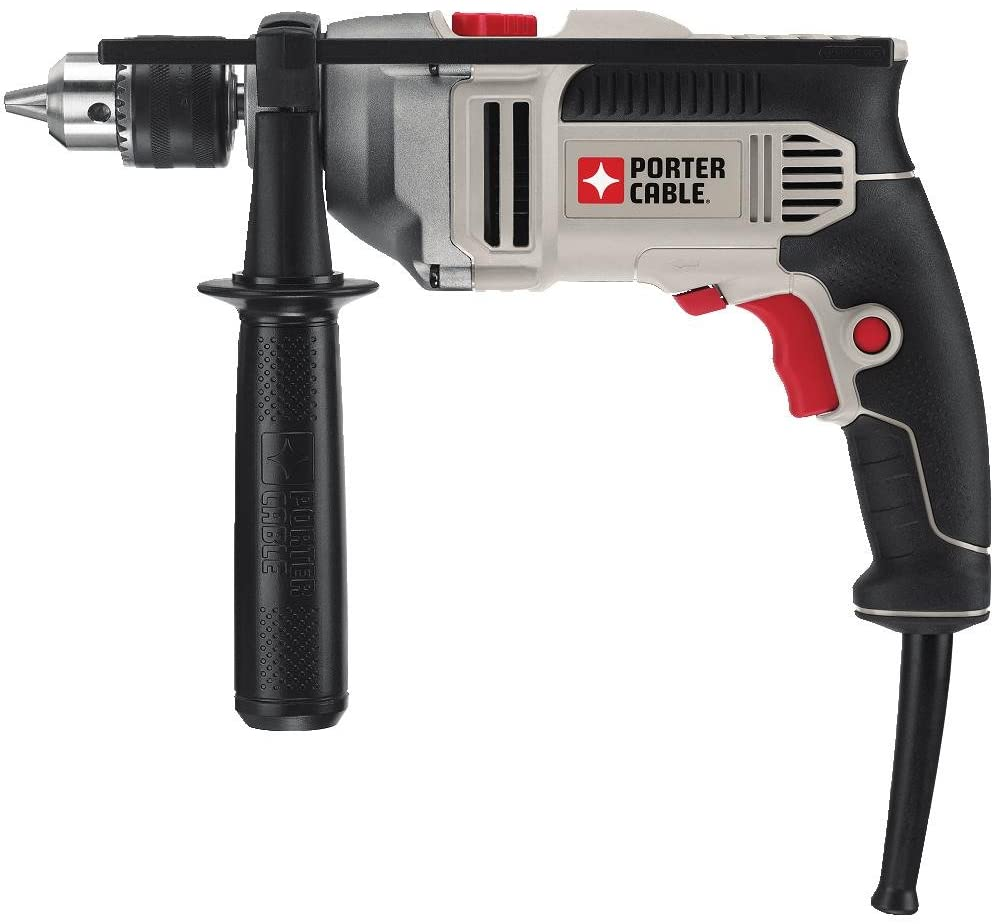 Porter-Cable 1/2-Inch Single-Speed Hammer Drill