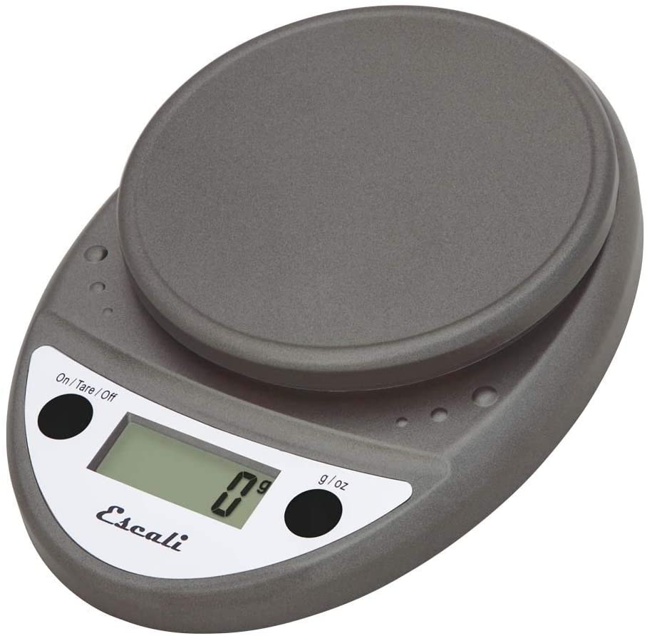 Escali Primo Food Scale - Best Kitchen Gadgets