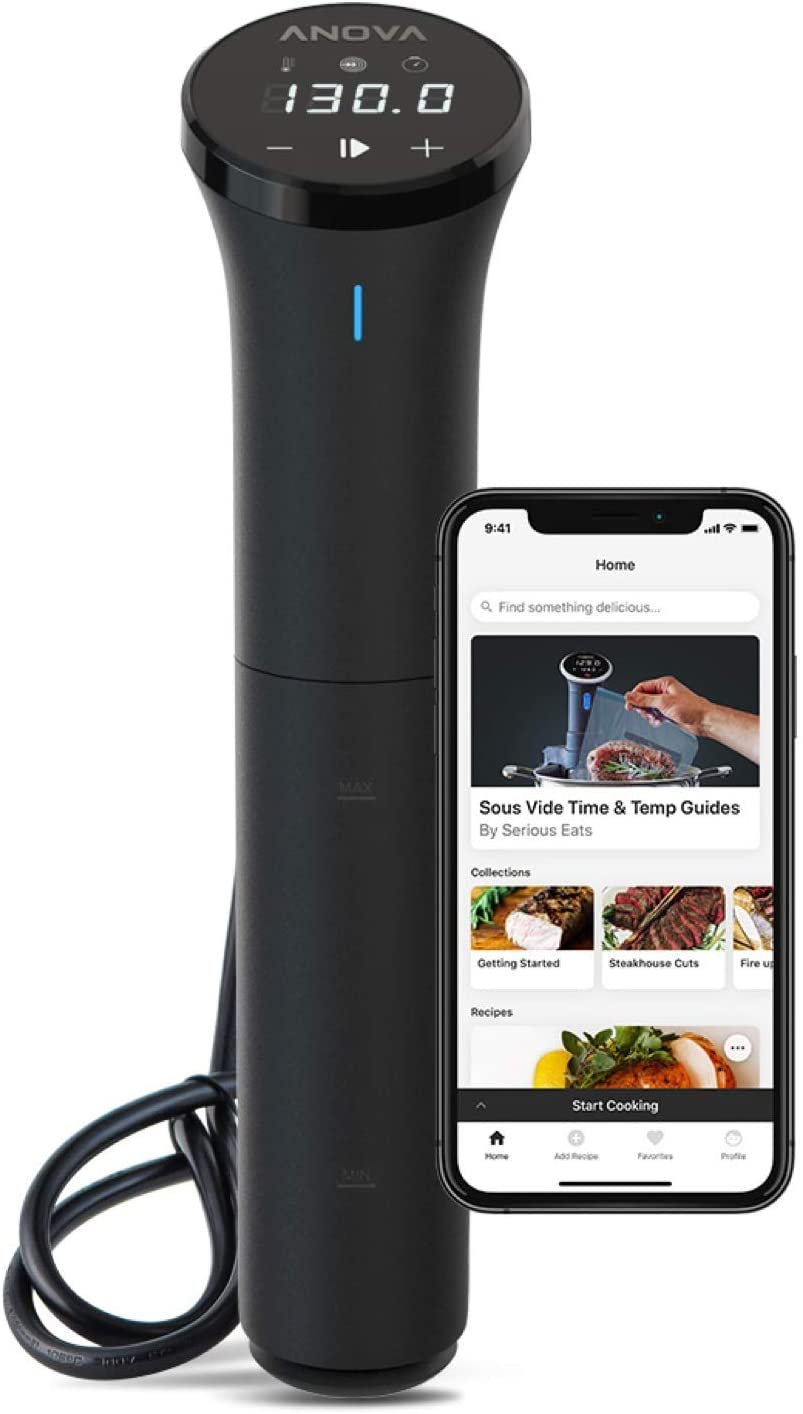 Anova Precision Cooker Nano Sous Vide - Best Kitchen Gadgets