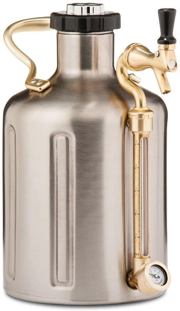 GrowlerWerks uKeg 128, best gifts for beer lovers