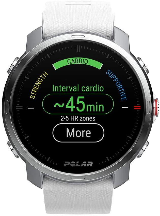 best compass watches - Polar Grit X