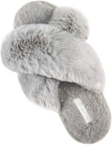 women's soft plush slippers, budget Christmas gifts