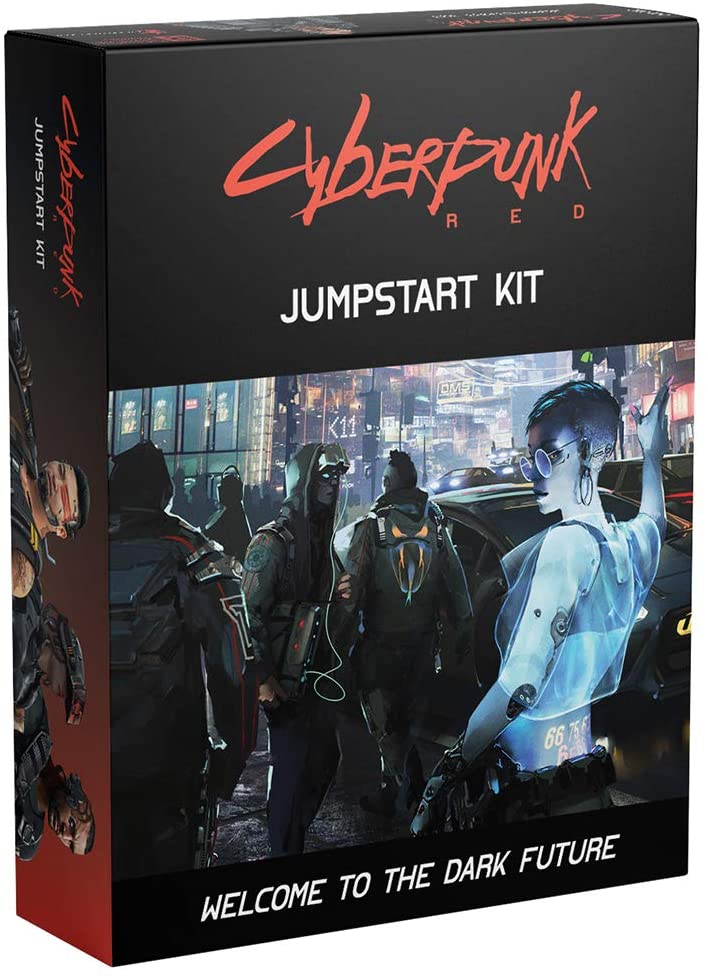 cyberpunk red pen and paper game