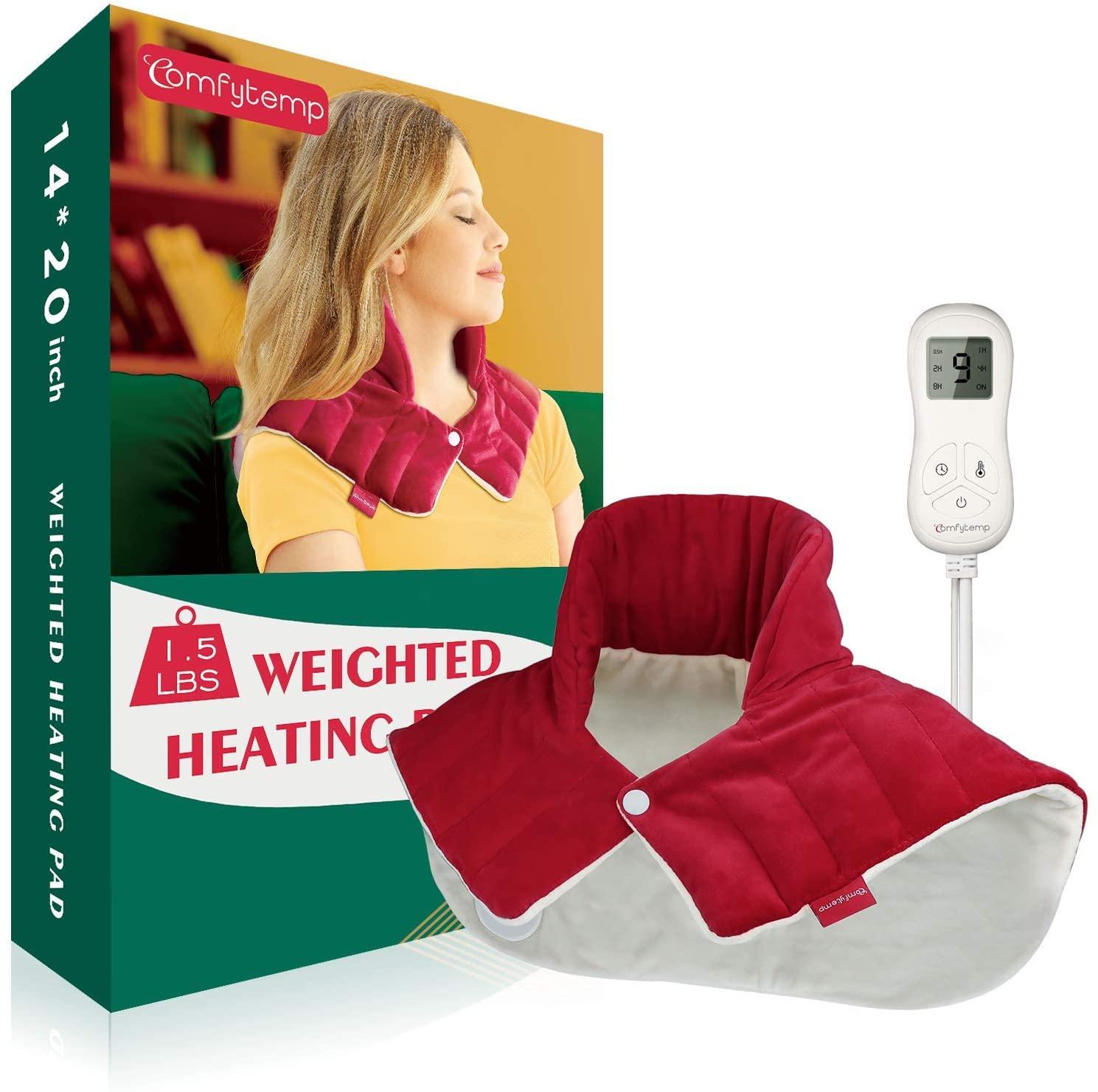 AlierGo Weighted Heating Pad
