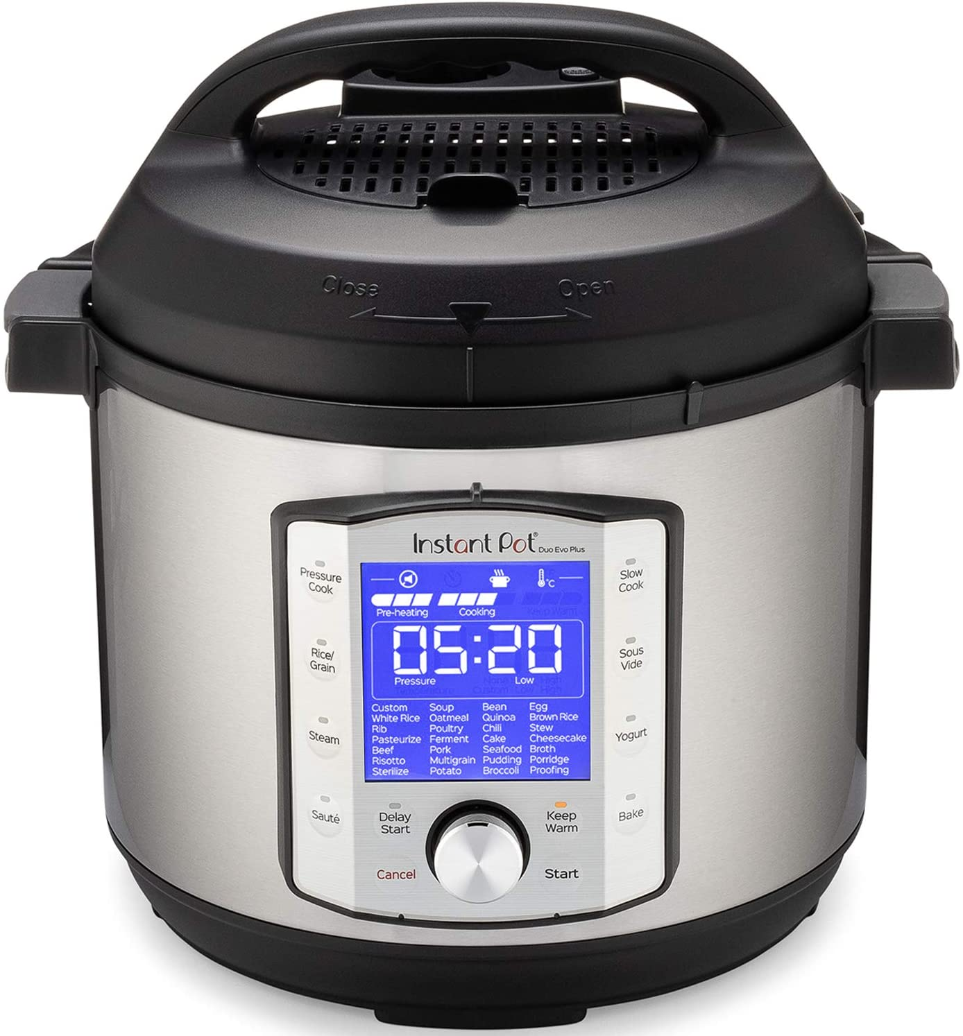 Instant Pot Duo Evo Plus Multicooker - Best Kitchen Gadgets