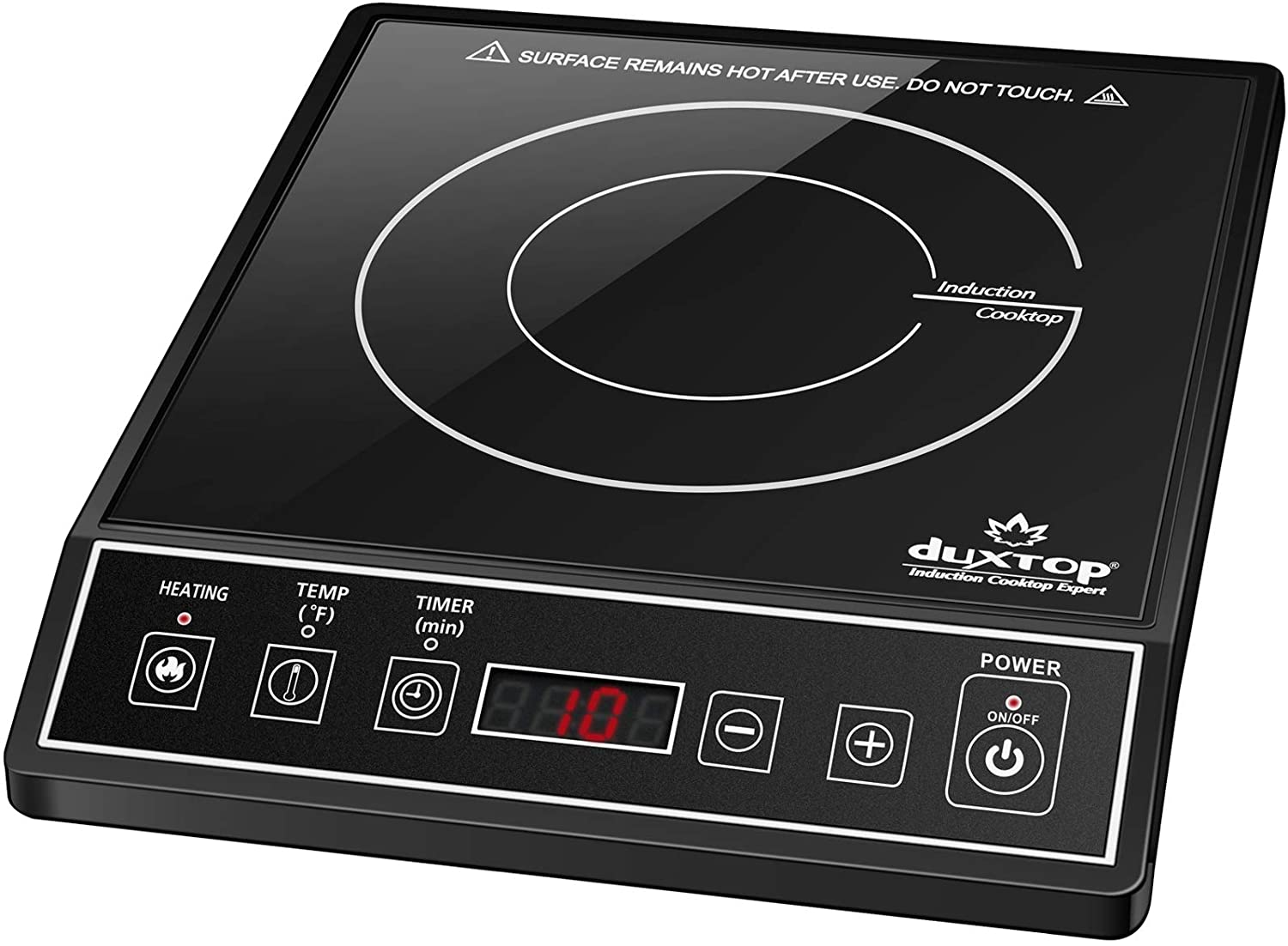 Duxtop 9100MC Portable Induction Cooktop
