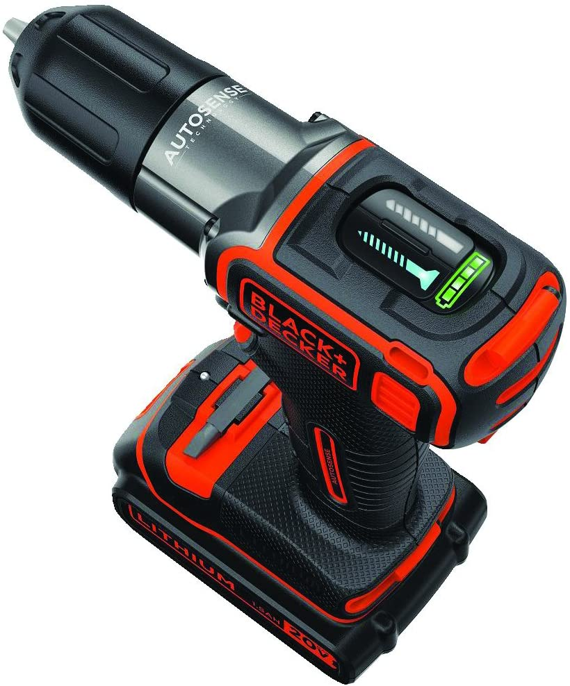 best power drills, Black+Decker 10V MAX Lithium-Ion Cordless Drill