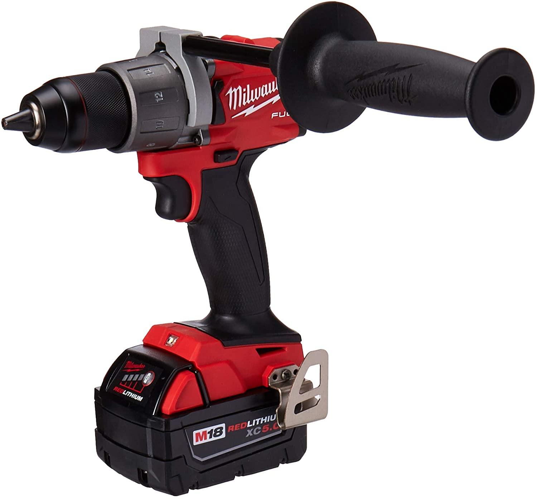 milwaukee m18 hammer drill kit, best power drills 2021