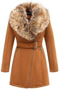 Bellivera women's camel coat, best camel coats for women