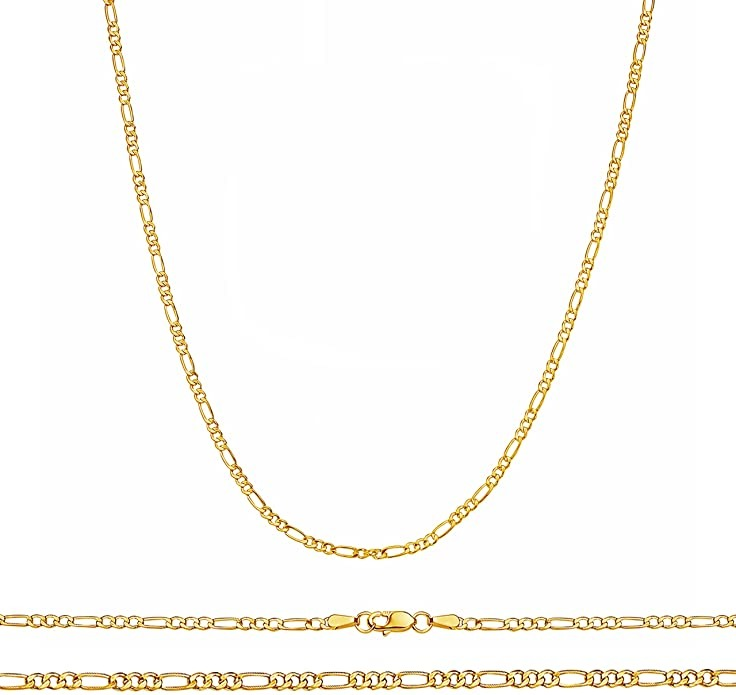 14k gold chain necklace for men