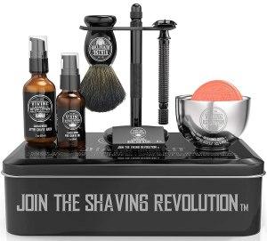 Viking revolution shaving kit