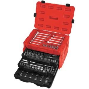 CRAFTSMAN 268-Piece Standard (SAE) and Metric Combination Tool Set