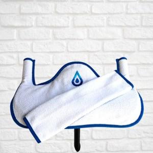 spin bike sweat towel, spin bike accessories